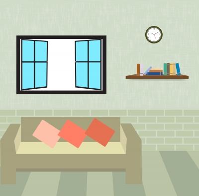 D m nager dans un appartement meubl bien d m nager for Logement meuble